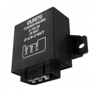 0-744-54 Durite 24V 3+1/8 x 21W Hazard Flasher Unit