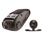 0-776-65 Durite 12V-24V Full HD 1080p 1.5 Inch Dual Dash Camera