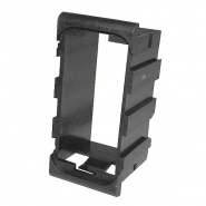 0-793-01 Durite Middle Gang Mounting Frame for Rocker Switches and Warning Lights