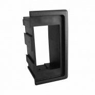0-798-10 Left or Right Hand Gang Mounting Frame for LED Switches