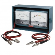 0-799-50 Durite Voltmeter-Ammeter Test Set for 6,12 and 24V Systems
