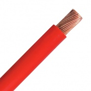 0-979-05 10m Durite 20mm² Electric Starter Cable Red 135A