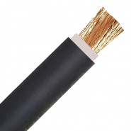 0-984-00 10m Durite 35mm² Double Insulated Electric Starter Cable Black 290A