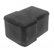 Black Rubber Battery Terminal Cover - Lighting Terminals | Re: 2-100-99