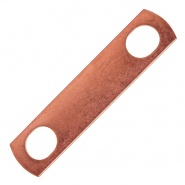 2070-28 Albright Top Straight Copper Link Bar