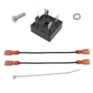 2182-349 Albright SW180 and SW200 AC Drive Rectifier Kit - 6.3mm Blade
