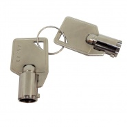 2200-50 Albright Set of 2 Spare Keys for Emergency Stop Switches