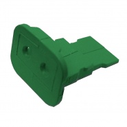 3-111-42 100 Wedgelocks for Durite 2 Way Deutsch DT Female Connectors