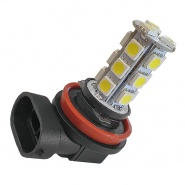 H8 12V PGJ19-1 Automotive White LED Bulb | Re: L-00H-08W