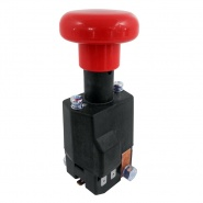 SD150A-30 Albright Emergency Stop Switch with Auxiliary 24V Maximum