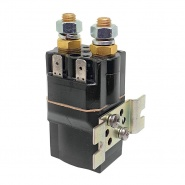 SU60-2071 Albright 14V DC Single Acting Miniature Solenoid Continuous 100A