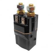SU60-2355 Albright 72V-80V DC Single Acting Miniature Solenoid Continuous 100A