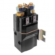 SU60A-2483 Albright 14V DC Single Acting Miniature Solenoid Continuous 100A