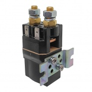 SU60B-2171 Albright 48V DC Single Acting Solenoid Continuous - With Blowouts