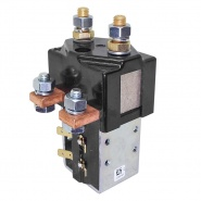 SW181B-187 Albright 24V Single Pole Double Throw Solenoid Contactor - Continuous