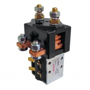 SW181B-4 Albright 24V Single Pole Double Throw Solenoid Contactor - Continuous