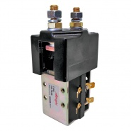 SW185-140 Albright 24V DC Normally Closed Solenoid Contactor - Continuous