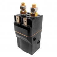 SW60-6 Albright 36V DC Single Acting Miniature Solenoid Continuous 80A