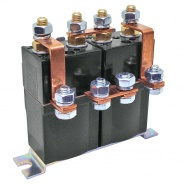SW66-4 Albright Double Acting Reversing Solenoid 24V Continuous