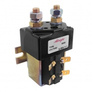 SW80-116 Albright Single Acting Solenoid Contactor 24V Continuous