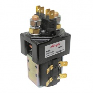 SW80AB-19 Albright Single Acting Solenoid Contactor 24V Continuous