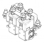 SW88B-28 Albright Double Acting Reversing Solenoid 48V Intermittent