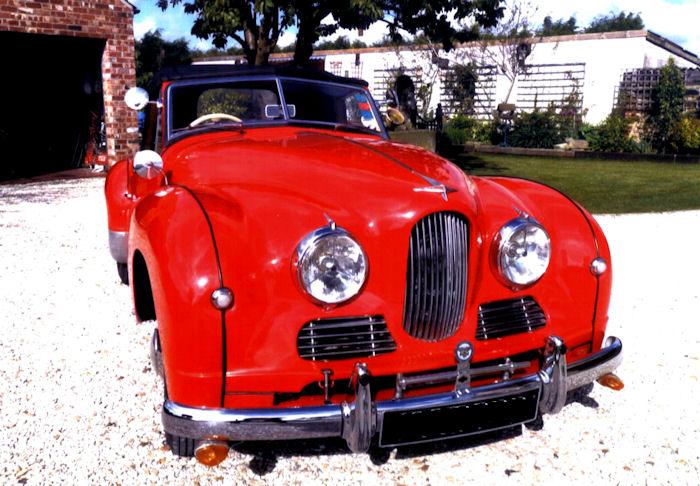 Classic Car Gallery   Vehicle Showcase - Arc Components Ltd