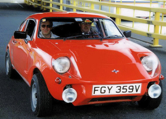 Owner: Mr Richard Porter minijem.plus.com Make: 1979 Kit Form Mini Marcos Mk.1V, Date Posted: 06-05-2006