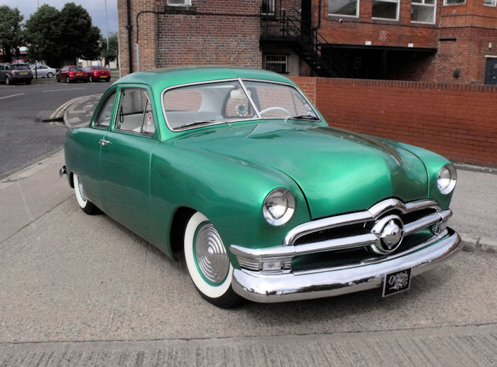 Ford Customline 1950